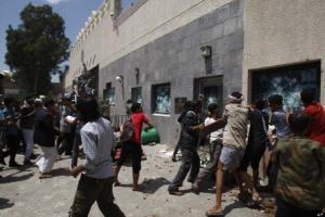 Yemen, Arab Spring, Violence