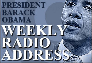 obama, radio address, netwon, connecticut, gun violence
