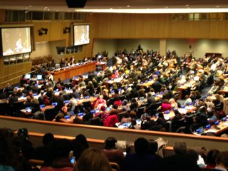 CSW - 2015 - finalizing the resolutions